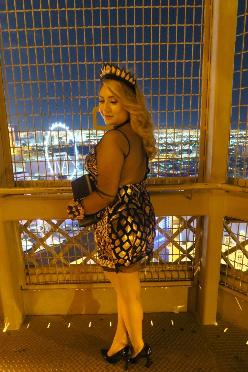 Las Vegas Birthday Baby!