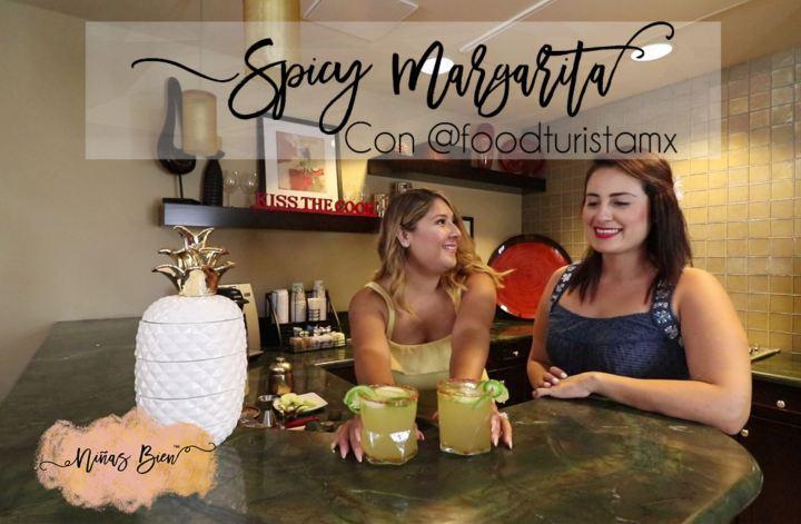 Spicy Margarita Con@foodturistamx